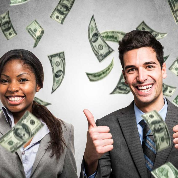 Forex is profitable business all time